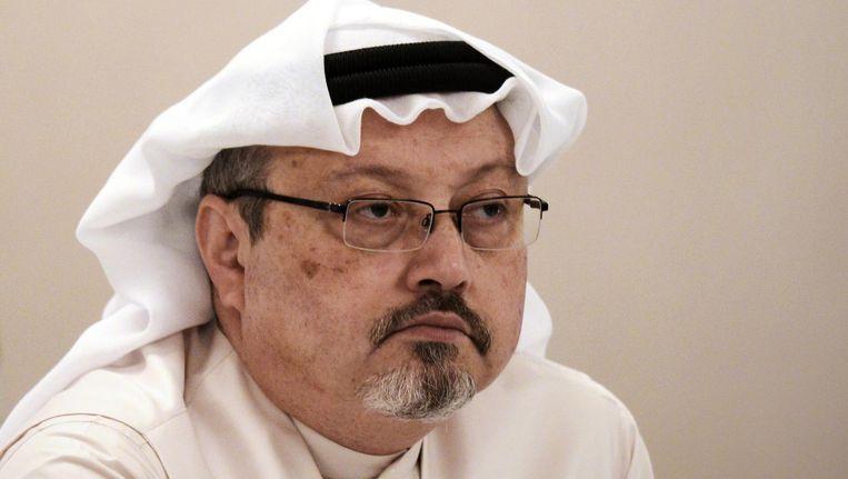 Jamal Khashoggi Beeld ANP