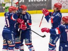 Nijmegen Devils wint twee keer in zeven dagen van Antwerp