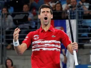 La Serbie remporte l'ATP Cup