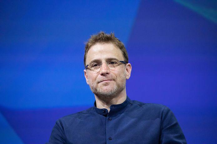 Stewart Butterfield, oprichter en CEO van Slack