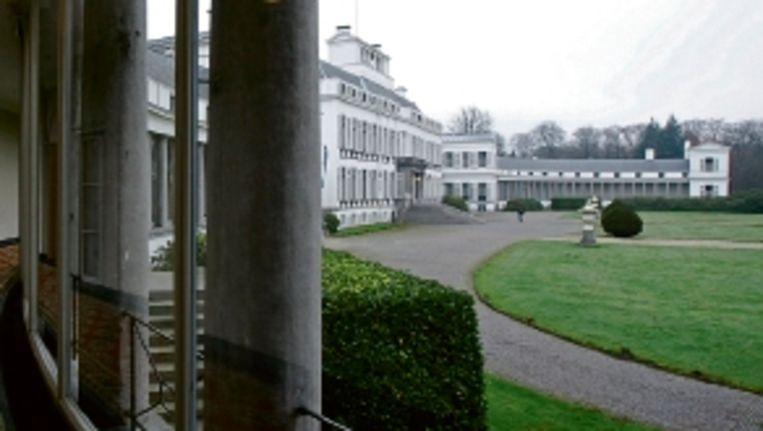 Het Historisch Museum in Paleis Soestdijk? (FOTO LEX VAN LIESHOUT) Beeld