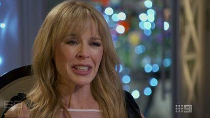 Emotionele Kylie Minogue moet concert noodgedwongen annuleren