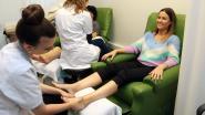 AZ Turnhout verwent patiënten voor 'Dag tegen Kanker'