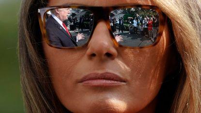 Eén jaar Melania Trump: niet de eerste first lady die uitblinkt in desinteresse