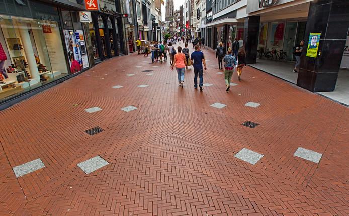 Het centrum van Eindhoven