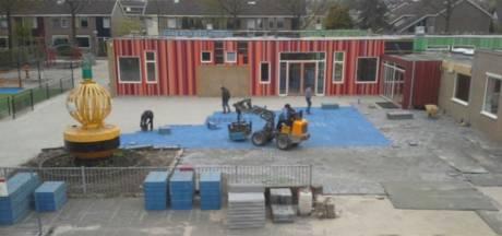Vernielingen bij basisschool de Lichtboei in Emmeloord