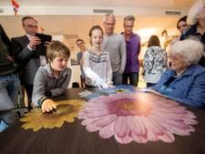 Familie schenkt 'tovertafel' aan De Klaarbeek