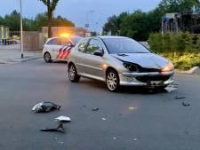 Bromfietser gewond bij ongeluk in Denekamp