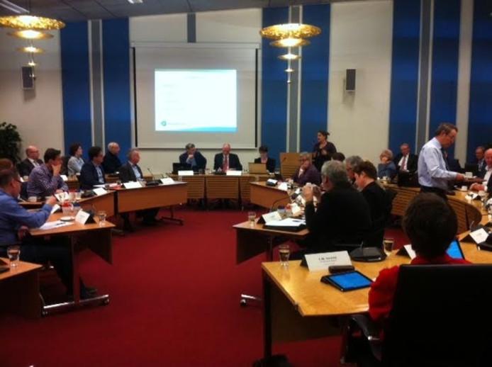Raad over nieuwe Altenagemeente