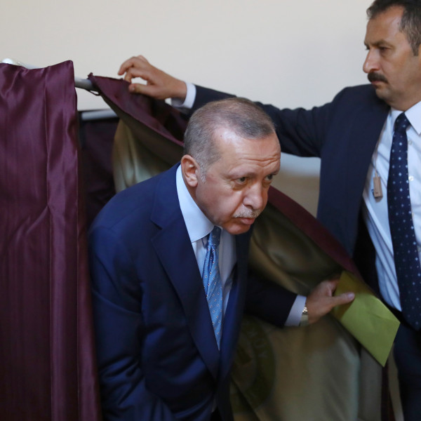 **Erdogan zeker van overwinning? Zo werkt het in Turkije niet**