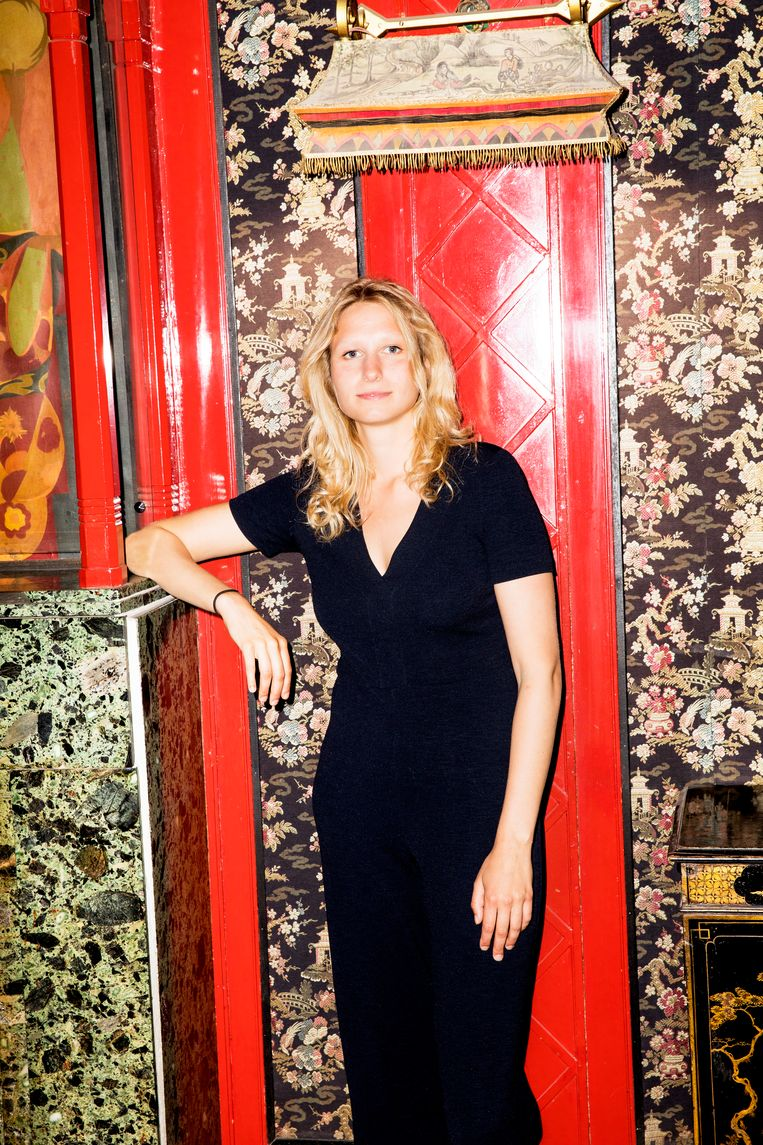 Documentaireregisseur Lieke Heil. Beeld Marie Wanders