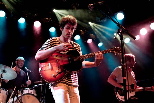 Allah-Las in de Melkweg in 2013.