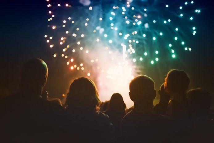 Dordrecht wil ook een grote vuurwerkshow.
