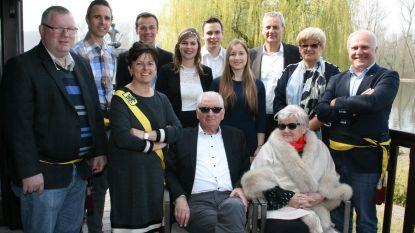 Eduard en Godelieve zijn zestig jaar getrouwd
