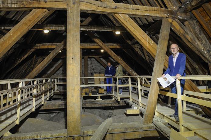 Bonte knaagkever tast Grote Kerk in Nijkerk aan | Amersfoort | AD.nl