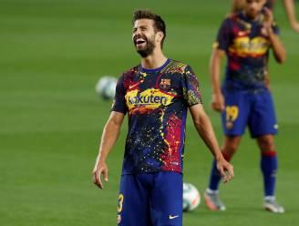 Speler-voorzitter: Piqué gaat voor unieke dubbelrol bij FC Barcelona