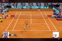 Rafael Nadal moest zich terugtrekken met een rugblessure.