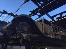 Kortsluiting blijkt oorzaak van brand bij American Car Recycling in Axel