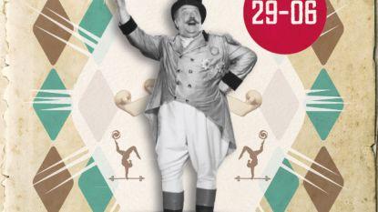 Daar is de zomer, daar is Sierk Masjiek: zaterdag opnieuw circus, straatanimatie en theater in de Stadstuin