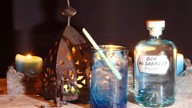 Gesmaakte Gin Al Sabroso wordt op de markt gebracht na succes in pop-uprestaurant op Kamp C