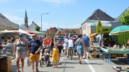 'Grootste Garageverkoop en Rommelmarkt van Vlaanderen' met bijna 1.400 standjes nog grotere topeditie dan verwacht
