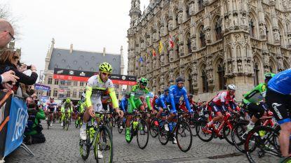Wielerpeloton zakt morgen af naar Leuven voor Brabantse Pijl