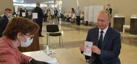 La Russie adopte la prolongation de l'ère Poutine