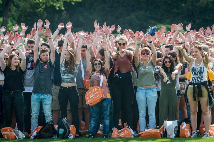 Archiefbeeld: Kick-In Universiteit Twente.