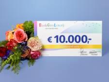 Vrouw uit Neede en Almeloër 10.000 rijker dankzij BankGiro Loterij