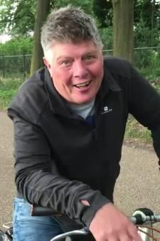 Beste Achterhoekers: De man fietst altijd voorop