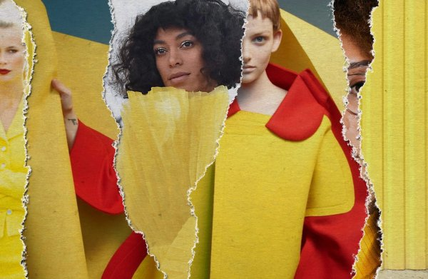 Geel leert ons hoe mode tot stand komt