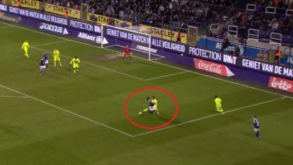Twee strafschoppen in Anderlecht - AA Gent, maar waren ze terecht?