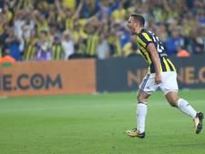 Pingel Janssen bezorgt 'Fener' zege op heet avondje in Istanboel
