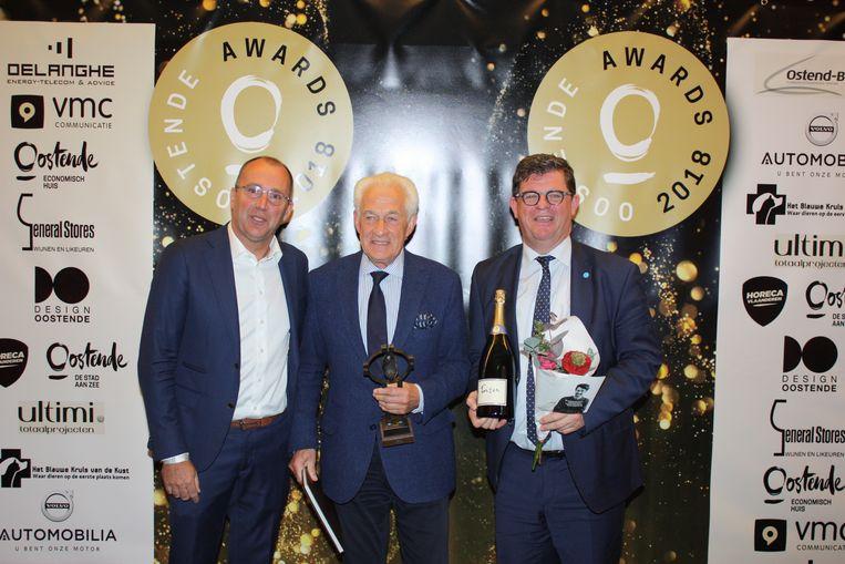 De Gouden Zandkorrel werd uitgereikt aan vzw Les Films du bord de mer die het Filmfestival organiseert