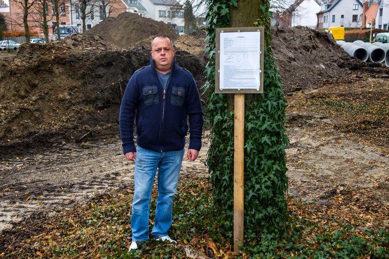 Friturist Michel Van den Balck heeft eindelijk goedkeuring gekregen om zijn frituur te verplaatsen.
