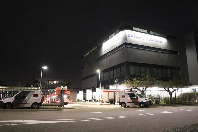 Brandje In Kelder Van Bedrijfspand Maarssen Snel Geblust Utrecht