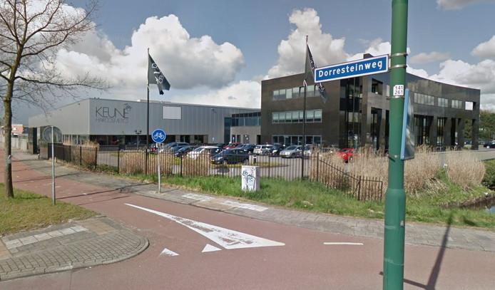 Keune in Soest.