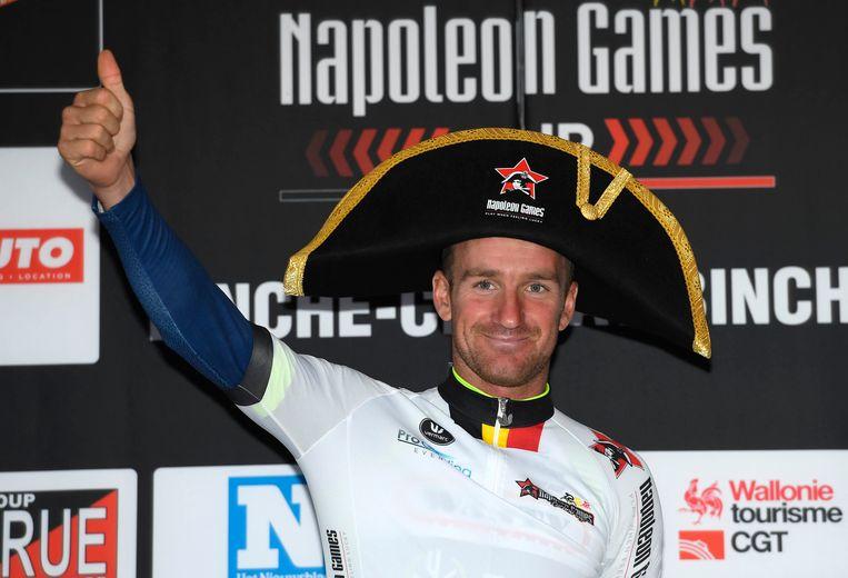 Vorig jaar won Timothy Dupont de eindstand in de Napoleon Cycling Cup.