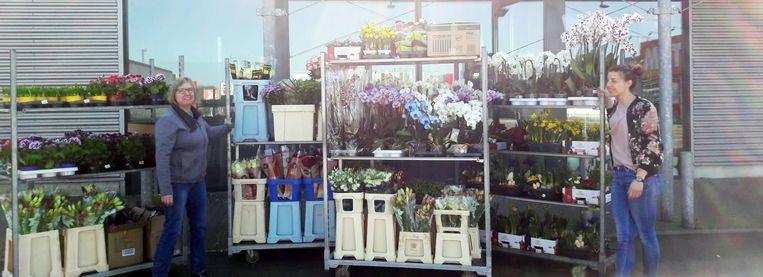 Bloemen liever aan zorgcentra geven dan weg te gooien