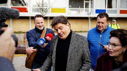 Nederlandse tv-ster Frank Masmeijer zit liever in vieze Antwerpse cel dan in rechtszaal