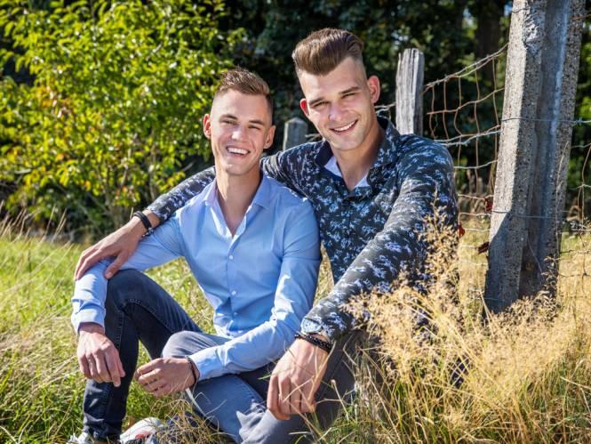 """Boer Tristan schat zijn kansen met de Nederlandse Lucas in: """"Als het toch niks wordt, ga ik zo teleurgesteld zijn"""""""