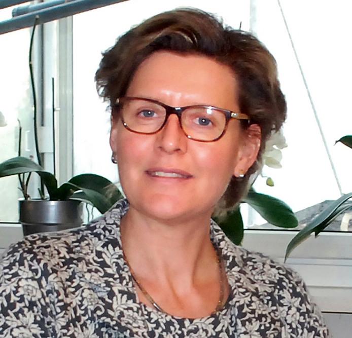Jobke Vonk-Vedder, burgemeester van Halderberge