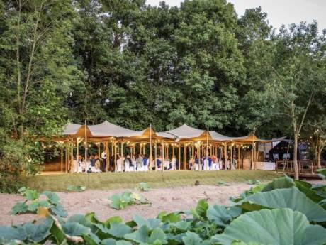 Une table de grand restaurant au cœur de la nature: l'expérience inédite signée Nature Chic
