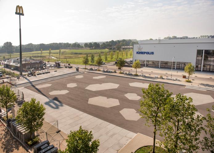 Breepark in Breda. Foto Edwin Wiekens