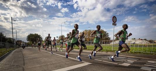 Marathonlopers in 2019.