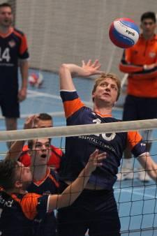 Volleyballers Avior vinden na jaren vaste thuishaven in De Scheg in Deventer