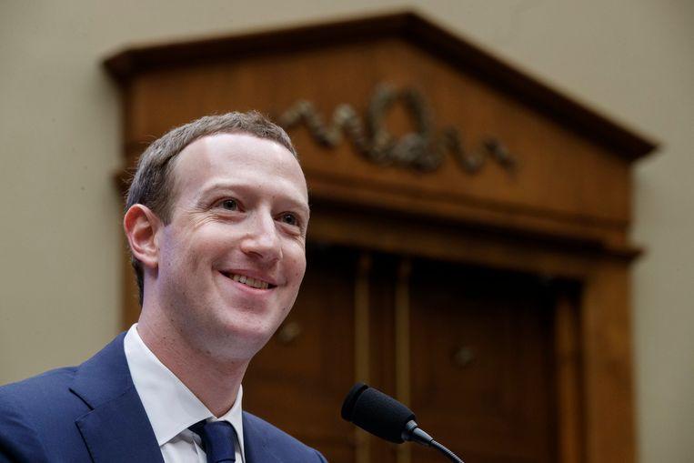 Mark Zuckerberg is de derde rijkste persoon op aarde.