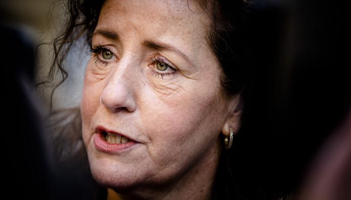 Minister Ingrid van Engelshoven (OCW, Emancipatie)
