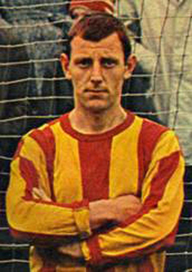 Fé Van Bulck als speler van KV Mechelen.