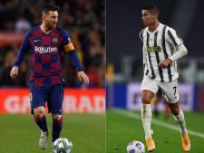 Koeman, Messi en De Jong stuiten op Ronaldo en De Ligt in Champions League